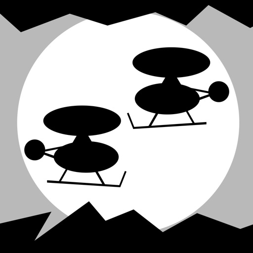 Danger Flying Helicopters