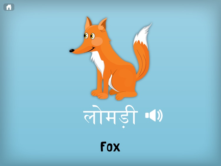 Hindi Flashcards for Kids