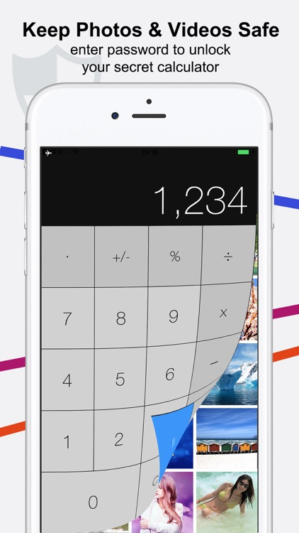 Calculator+ Pro - Hide Private Photo & Video Vault
