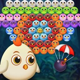 Bird Pop - Bubble Shooter Classic