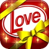ラブ盛りバレンタイン iPhone