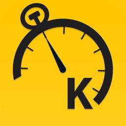 KMetrix: Pace Calculator