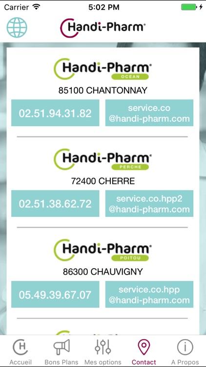 HANDIPHARM Vente privée screenshot-3