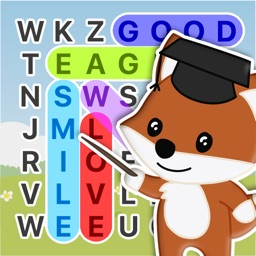 Word Search for Kids in English