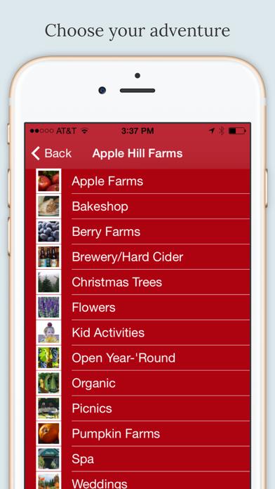 Official Apple Hill Growers Screenshot