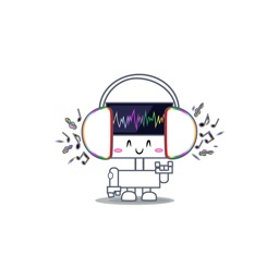 The Cutest Robot Robbie stickers for iMessage