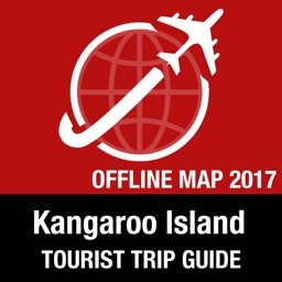 Kangaroo Island Tourist Guide + Offline Map