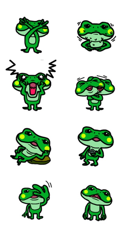 Funny Frog! screenshot-3