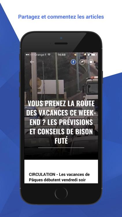LCI, l'actualité en continu screenshot-4