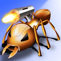 ROBOANT | Ant Game | Battle With Bugs