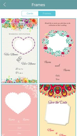 Wedding invitation card maker pro on the app store wedding invitation card maker pro on the app store stopboris Image collections
