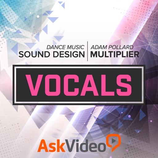 Dance Sound Design Vocals iOS App