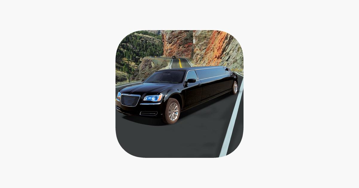 mountain limousine parking 3d simulation game on the app store. Black Bedroom Furniture Sets. Home Design Ideas
