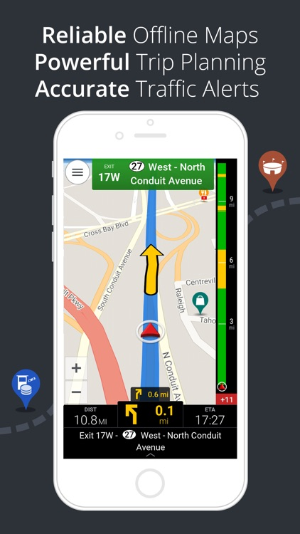CoPilot GPS – Car Navigation screenshot-0