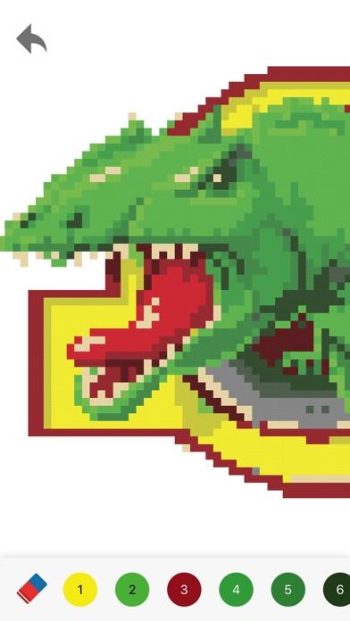 Pixelmania - 大人のための塗り絵スクリーンショット1