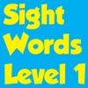 Mastering Sight Words Level 1