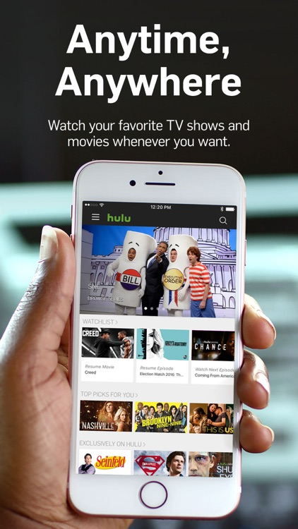 Hulu: Watch TV Shows & Stream the Latest Movies app image