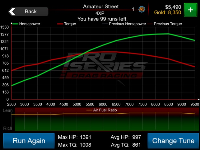 Pro Series Drag Racing on the App Store