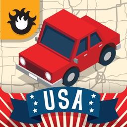 Geography Drive USA