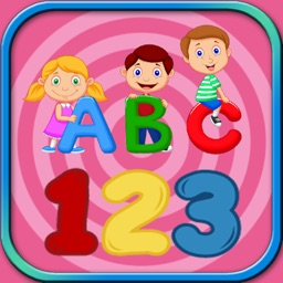 Alphabets Phonics Addition and Multiplication Kids