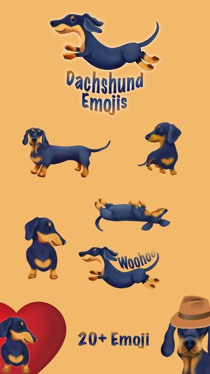 DachsMoji - Dachshund Emoji