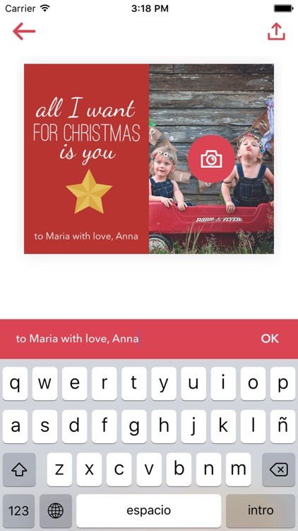 Beautiful LOVE Greeting Cards screenshot-3