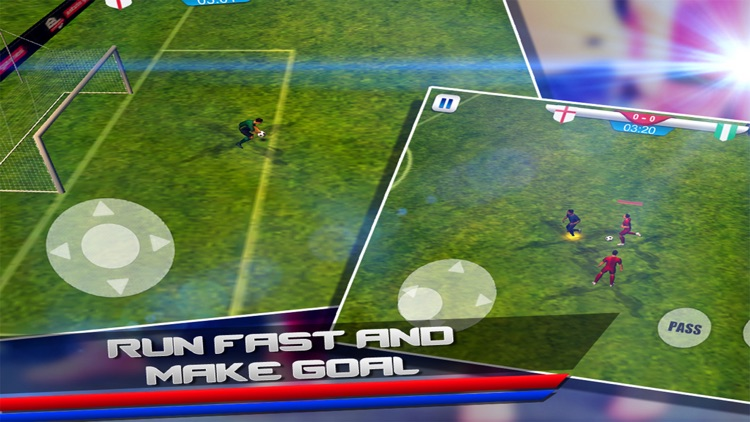 Football - Stars screenshot-3