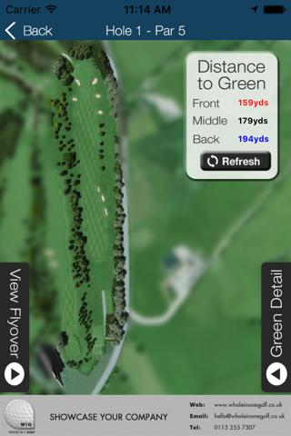 Spa Golf Club - náhled