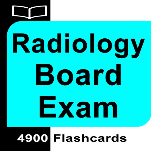Radiology Board Exam Review App-4900 Flashcards
