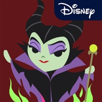 Disney Stickers: Villains