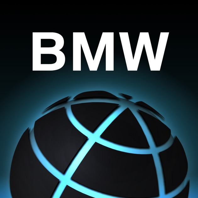 BMW Apps On The App Store