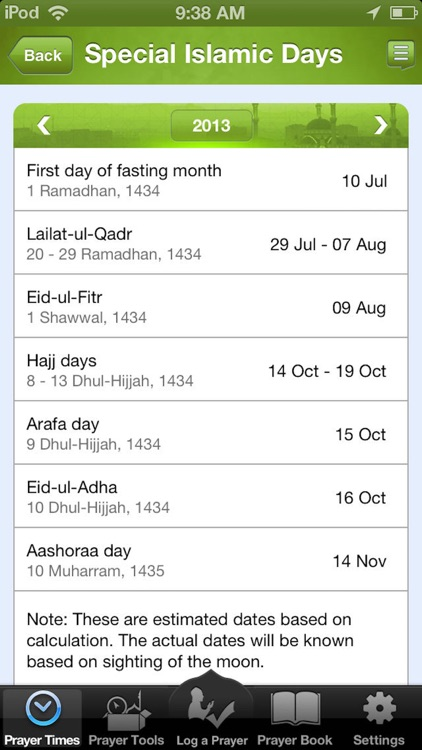 Athan Pro – Prayer Timings and Tracking screenshot-3