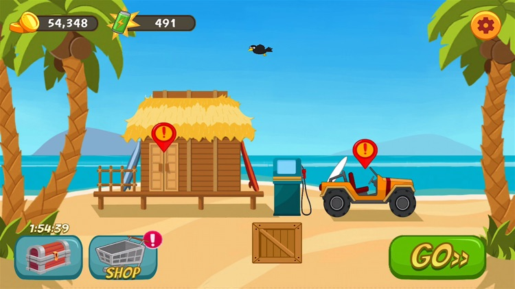 Stickman Surfer screenshot-3