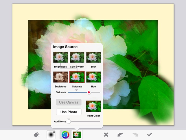PhotoViva - Paintings from your photos! Screenshot