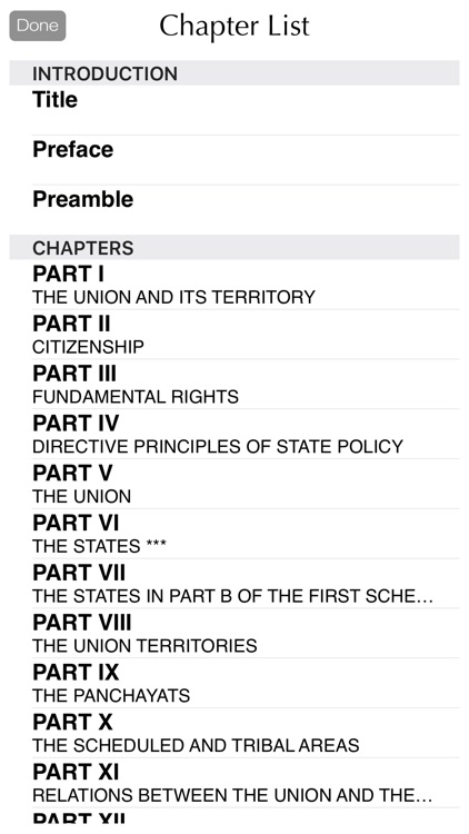 Constitution Of India And Amendments screenshot-3