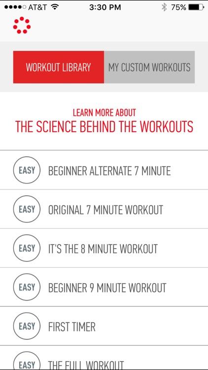 J&J Official 7 Minute Workout screenshot-3