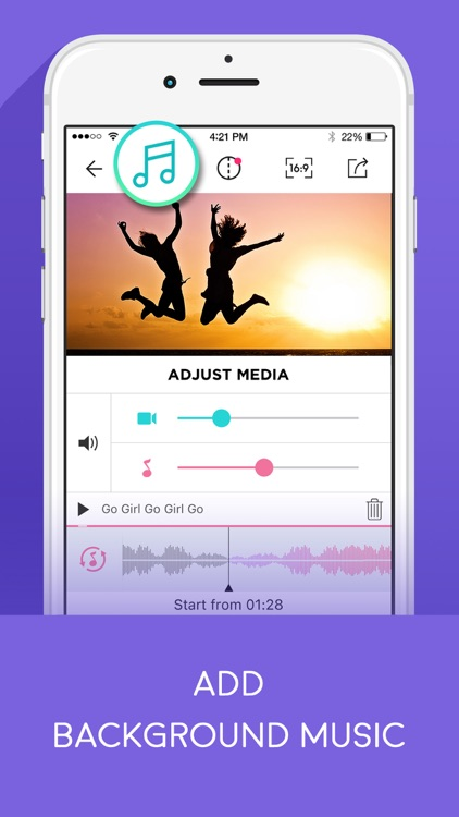 VidClips - Perfect Video Editor and Movie Maker screenshot-4