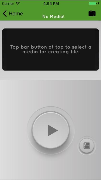 Mp3 Cutter - cut audio files easily