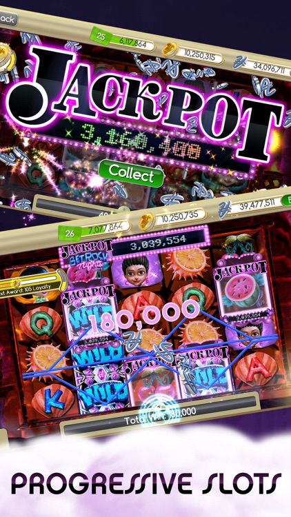 myVEGAS Blackjack - Vegas Casino Card & Slot Games screenshot-4