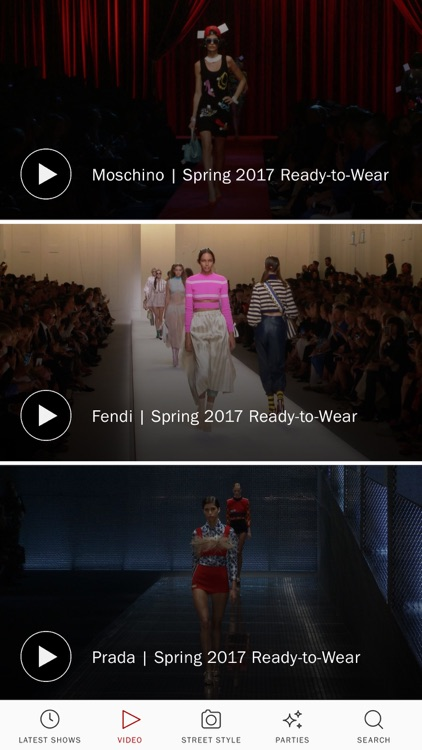 Vogue Runway screenshot-2