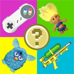 Name That! 90's Toy – Guess the nineties generation toys picture quiz