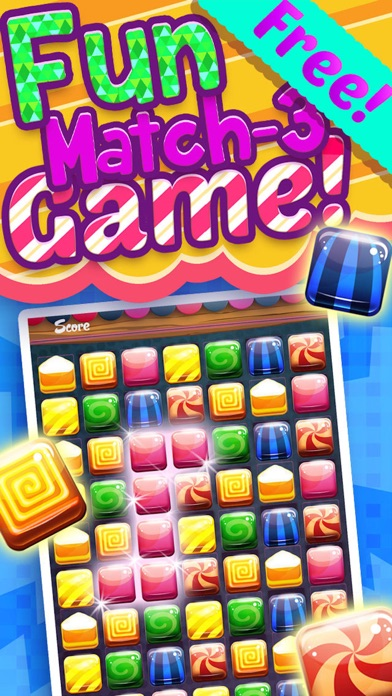 Candy Game Blitz 2017