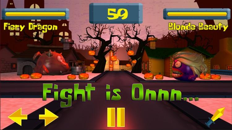 Zombies vs Monsters Fight 2018 screenshot-3
