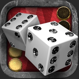 Backgammon Royale - Real Money Live Board Game