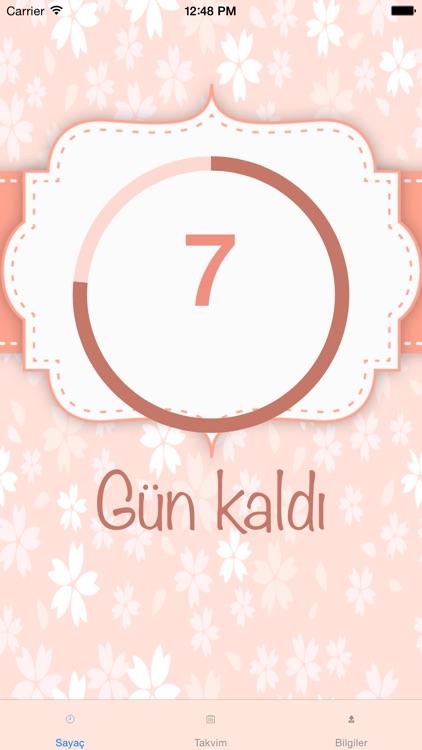 Menstrual Calendar Period