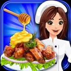 Chicken Wings Food Maker Free-Cooking Fever Game icon