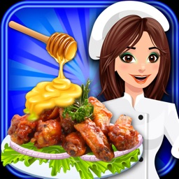 Chicken Wings Food Maker Free-Cooking Fever Game