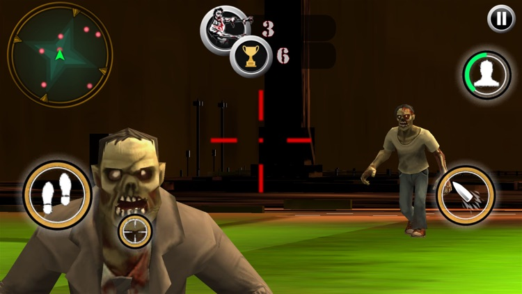 Zombie Sniper 3D - Last Man Standing screenshot-3