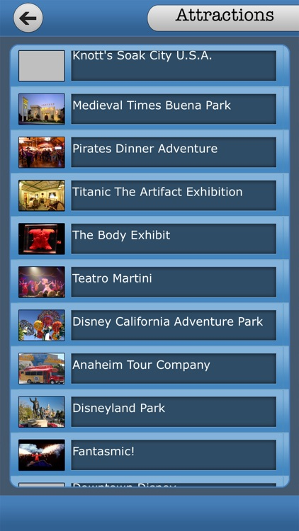The Great App For Knott's Berry Farm