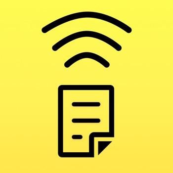 Air Scanner: Wireless Remote HD Document Camera